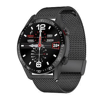 Смарт-часы Chronus SK7 Bluetooth Call, 1,3-дюймовый спортивный шагомер Монитор сердечного ритма для Android iOS