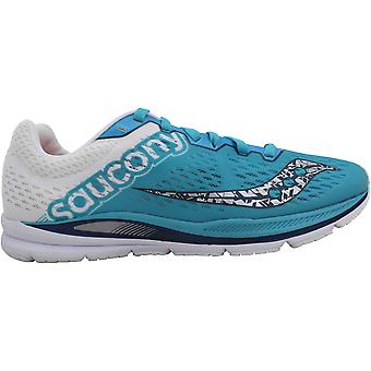 Saucony Fastwitch 8 Teal/White S19032-2 Naisten