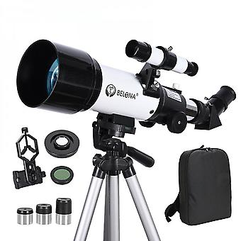 Professional Astronomical Telescope With Tripod, 70400 Hd, Monocular, Gift For Children