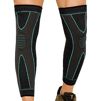 Full Leg Compression Exercise Fitness Knee Pads