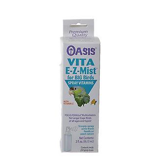 Oasis Vita E-Z-Mist for Big Birds - 2 oz (250 Sprays)