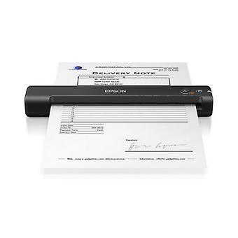 Portable Scanner Epson WorkForce ES-50 600 dpi USB 2.0 Black
