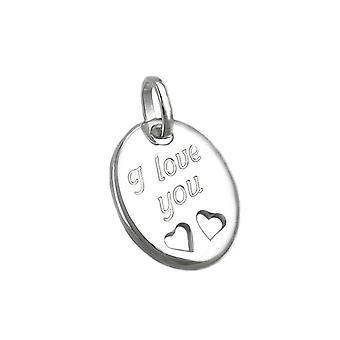 Pendant I Love You Silver 925 41679 41679 41679