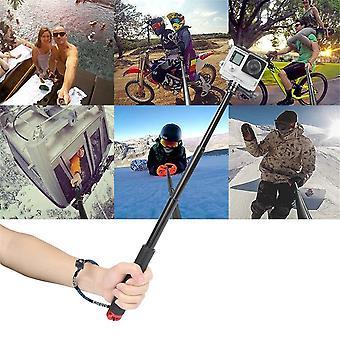 Selfie Stick Extendable Pole Ručný monopod pre digitálnu kameru Gopro Hero