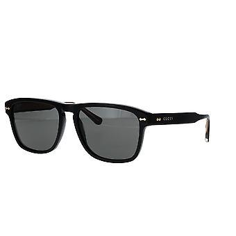 Gucci GG0911S 001 Black/Grey Sunglasses