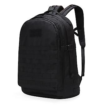 Camouflage Tactical Waterproof Mountaineering Backpack Men's And Women's Shoulder Multifunctional 3d Bag
