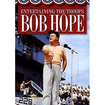 Bob Hope - Bob Hope: Entertaining the Troops (DVD) [DVD] USA import