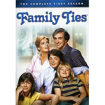 Familiebånd - familien: sesong 1 [DVD] USA import