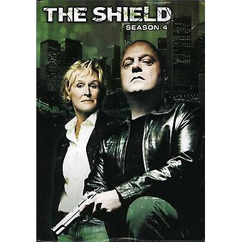 シールド ・ シールド: シーズン 4 [DVD] アメリカ インポートします。