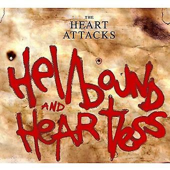 Heart Attacks - Hellbound & Heartless [CD] USA import