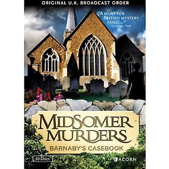 Mord og mysterier: Barnaby's Casebook [DVD] USA importere