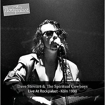 Dave Stewart & Spiritual Cowboys - Live at Rockpalast [Vinyl] USA import