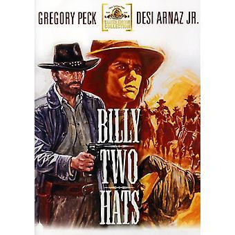 Billy två hattar [DVD] USA import