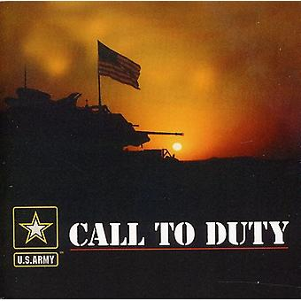 U.S. Army Field Band - Call to Duty [CD] USA import