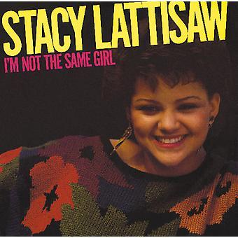 Stacy Lattisaw - I'm Not the Same Girl [CD] USA import