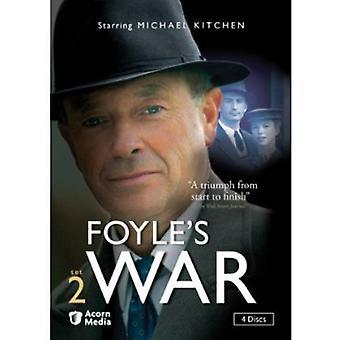 Foyle es Krieg Set 2 [DVD] USA import