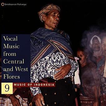 インドネシア 9 - ボーカル音楽から中央・ ウェス [CD] USA 輸入の音楽