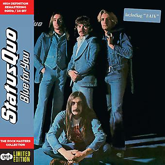 Status Quo - Blue for You [CD] USA import