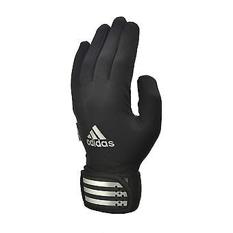 ADIDAS climawarm full finger outdoor training gloves [blk]