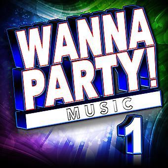 Various Artist - Wanna Party! [CD] USA import