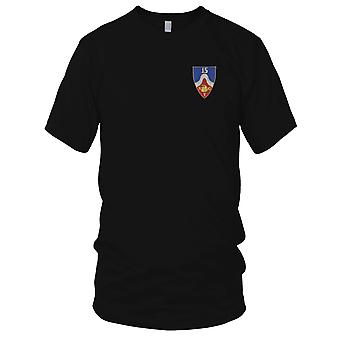 US Army - 15 infanteri regemente-A broderad Patch - NYG Mens T Shirt