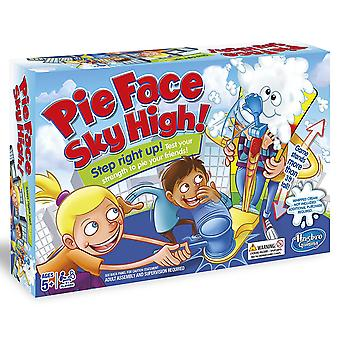 Hasbro Pie Face hemel hoog spel