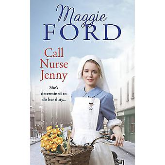 Oproep verpleegkundige Jenny door de Maggie Ford