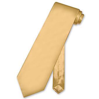 Biagio 100% משי עניבה גברים מוצק ' צוואר עם עניבה