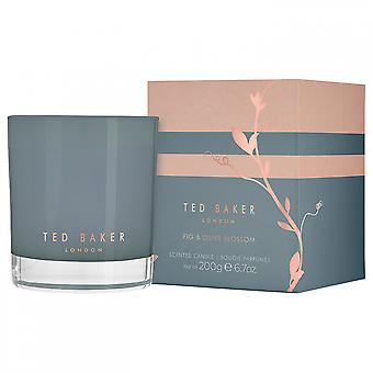 Ted Baker Fig and Olive Blossom Scented Candle