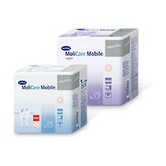 Hartmann Molicare Mobile Talla 3 Large 14 Uds (Baby & Toddler , Diapering , Diapers)