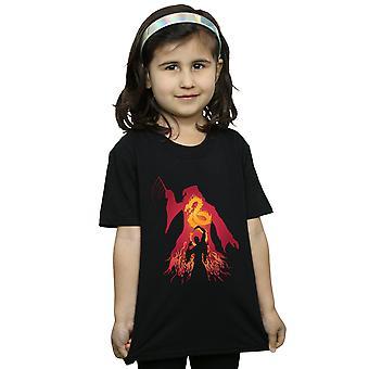 Harry Potter dziewczyny Dumbledore sylwetka T-Shirt