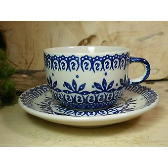 Cup and saucer for tea o. coffee, 200 ml volume, tradition 56 - BSN 21956