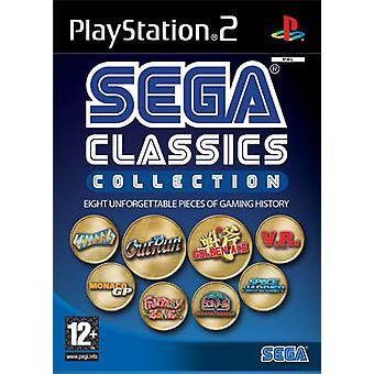 SEGA Classics collectie (PS2) - Nieuwe fabriek verzegeld