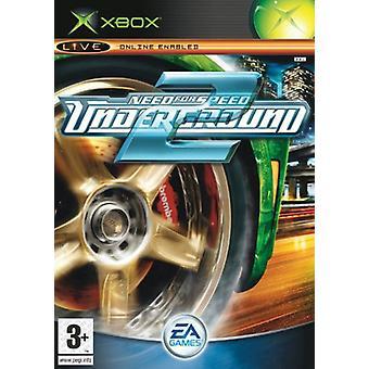 Need For Speed Underground 2 (Xbox) - New