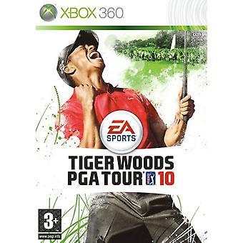Tiger Woods PGA Tour 10 (Xbox 360)-ny