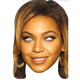 Beyonce-Gesichtsmaske