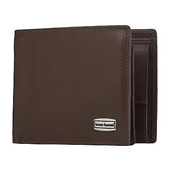 Bruno banani mens wallet wallet purse Brown 3769