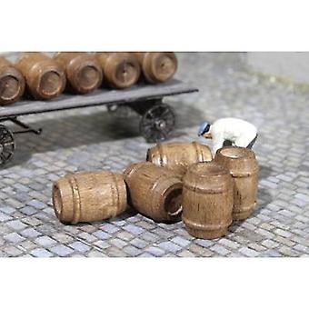 MBZ 80272 H0 Wooden barrels