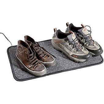 أرنولد رأس الخيمة FH21018 611255 الأحذية مجفف (L × العرض × العمق × الارتفاع) 60 × 30 × 1.5 سم انثراسايت