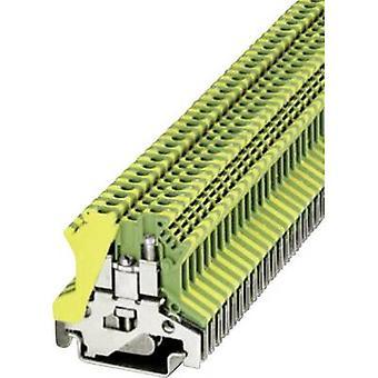 Phoenix Kontakt USLKG 2,5 N 0441119 Tripleport PG Klemme Anzahl der Stifte: 2 0,2 mm2 2,5 mm2 Grün, Gelb 1 Stk.(s)