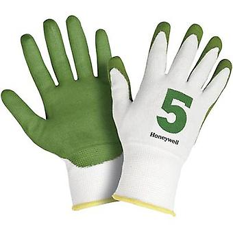 Dyneema, Polyamide Cut-proof glove Size (gloves): 7, S EN 420 , EN 388 CAT II Honeywell AIDC Check & Go Green PU 5 2332545 1 Pair