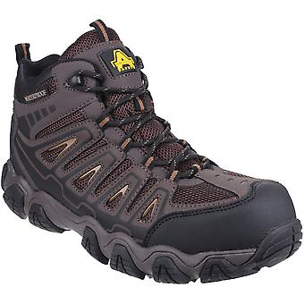 Amblers Safety Mens AS801 Waterproof Lightweight Hiker Boots