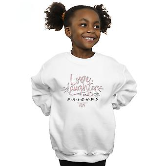 Vrienden Girls Love gelach Sweatshirt