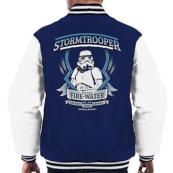 Originele Stormtrooper vuur Water mannen Varsity Jacket