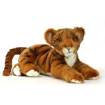 Tigre couché de Hansa