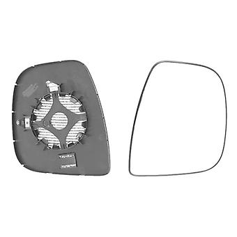 Right Driver Side Mirror Glass For (Heated) For Citroen BERLINGO Multispace 2012-2018