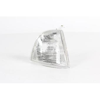 Right Driver Side Indicator Lampe (Clear) für Skoda OCTAVIA Combi 1996-2000