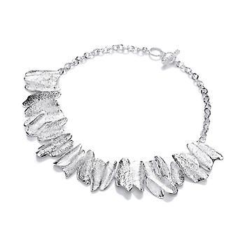 Cavendish franska kurvor av dekadens Silver Halsband