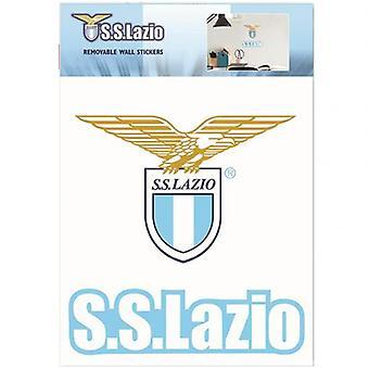 S.S. Lazio pared adhesivo A4
