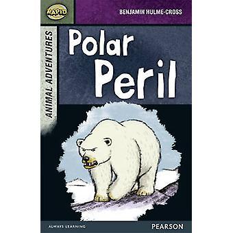 تعيين سرعة المرحلة 7 ب-بن مغامرات الحيوانات-الخطر القطبية ريد دي-